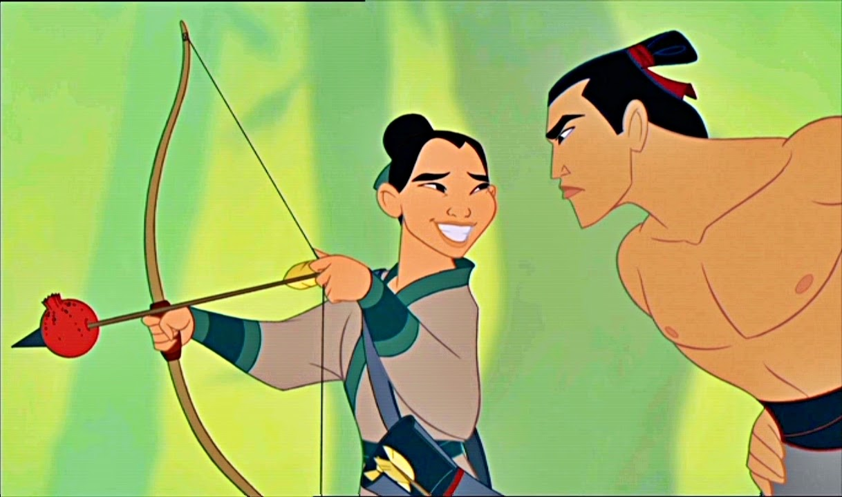 uh i ve got a ha and it s a boy s too fa mulan fa mulan