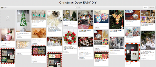 Christmas Deco Easy DIY Ideas