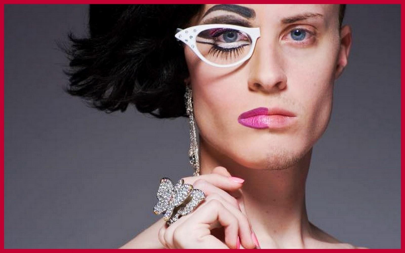 Трансвеститы и макияж 9 фотография