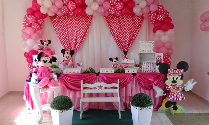 Minnie rosa provençal