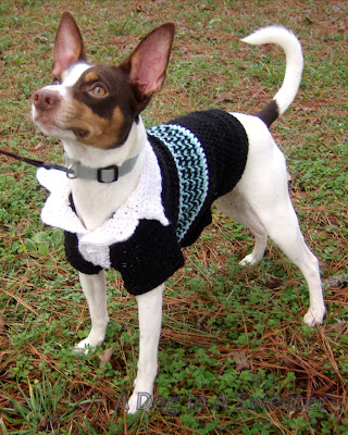 PATTERNS FOR COLLARS « Free Patterns