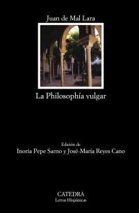 La Philosophía vulgar
