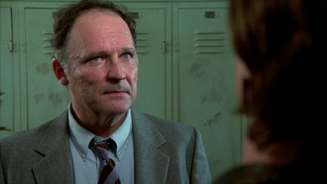 John Vernon in Savage Streets