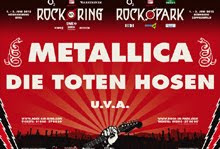 Metallica al Rock Im Park y al Rock Am Ring 2012