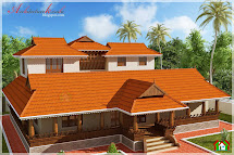 Kerala Old Traditional Houses Plan