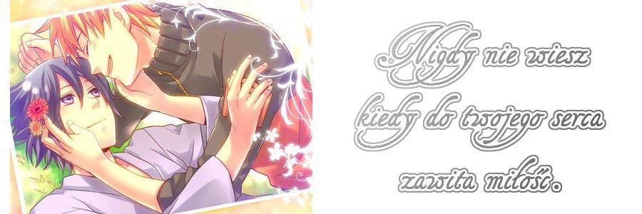 Niespodziewana miłość - NaruSasu Yaoi.