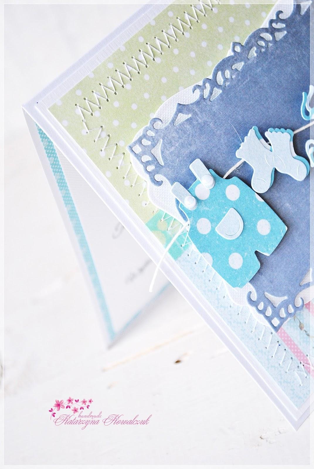 kartka, zapytanie o bycie rodzicem chrzestnym scrapbooking