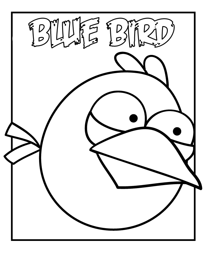 Angry Birds Coloring Pages Gt Gt Disney Coloring Pages Angry Birds Coloring Page