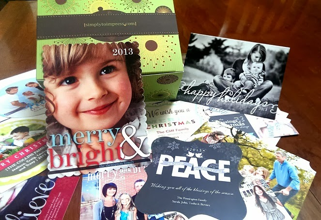 simply to impress cards and stationery - Simply To Impress Christmas Cards