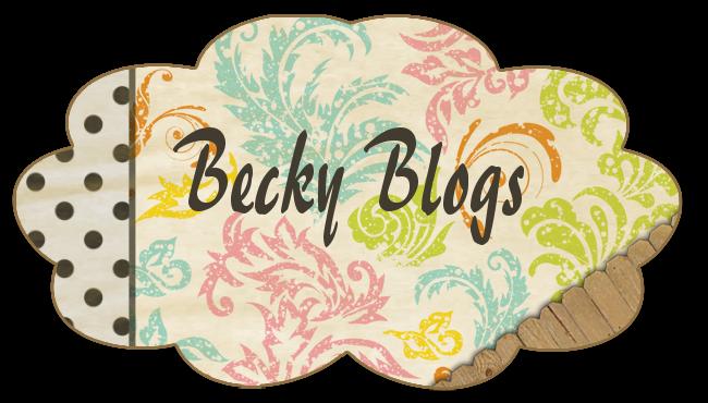 Becky Blogs