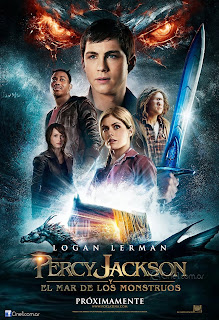 Sea Of Monsters new Spanish poster Film Terbaik dan Terlaris Tahun Ini