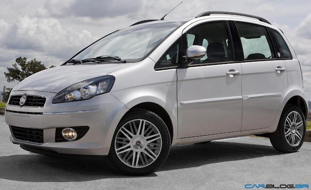 Fiat Idea 2013 Essence