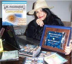 Hazte amigo de Lucía Cardoso en Comunidad EL PALENQUE, haciendo click en la foto.