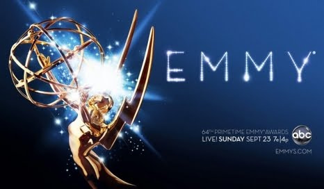 primetime emmy awards winners 2012