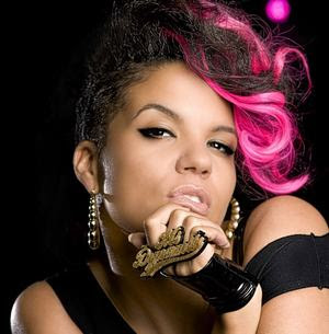 Ms Dynamite - Neva Soft