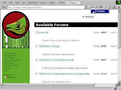 K-Meleon Browser