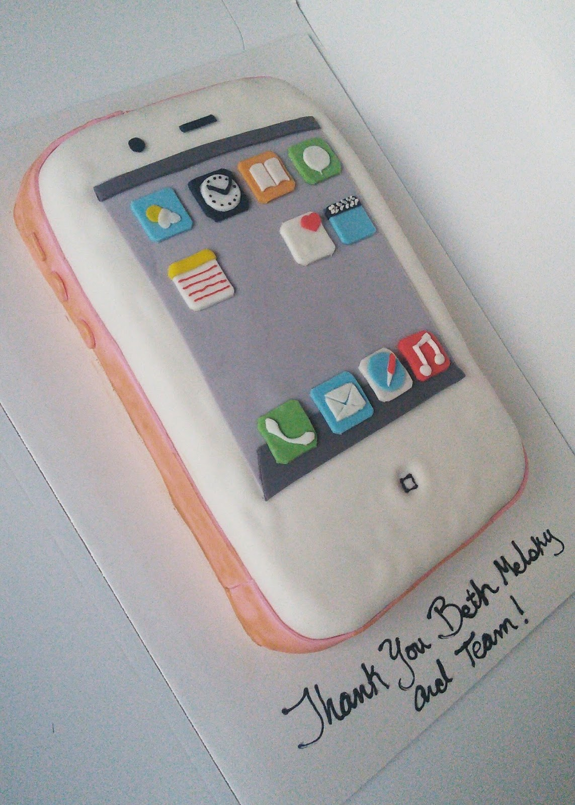 List of Synonyms and Antonyms of the Word new iphone cake