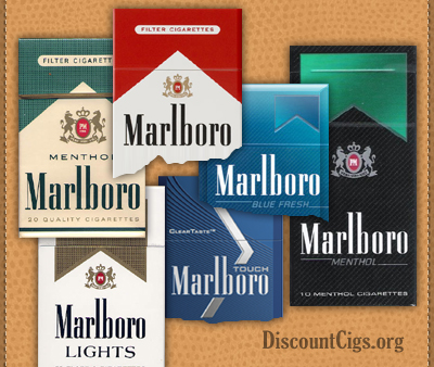Marlboro Cigarettes for UK