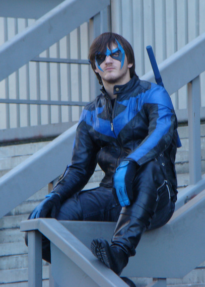 Here are some cosplayers displaying their own design on the character....note even girls have ideas what Nightwing would look like if he was a girl instead ...  sc 1 st  People That Cosplay & People That Cosplay: Nightwing Cosplay Costumes