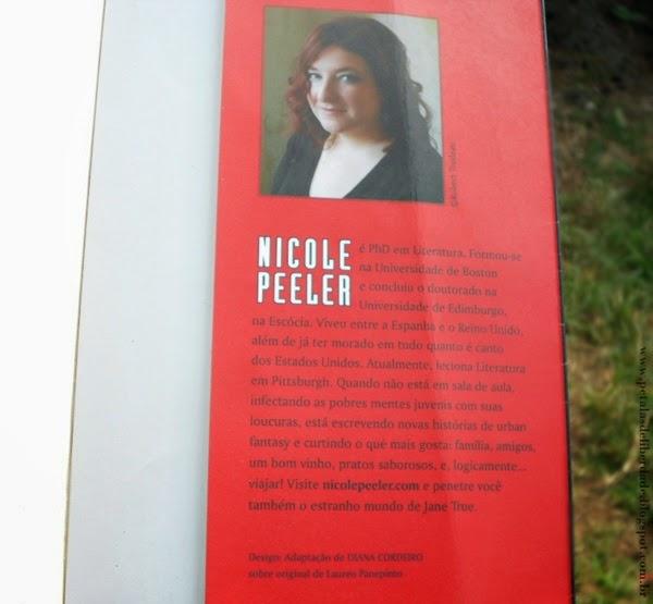 Livro, Garota Tempestade, Nicole Peeler, editora Valentina, sinopse, resenha, trechos, comprar, sobre a autora