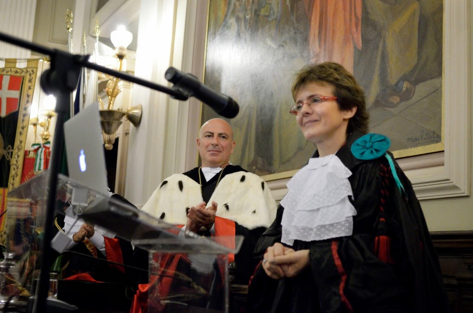 Inaugurato Il 453° Anno Accademico Dell Universit Degli Studi Di