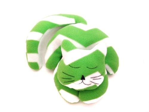 plush kitty cat sewing pattern
