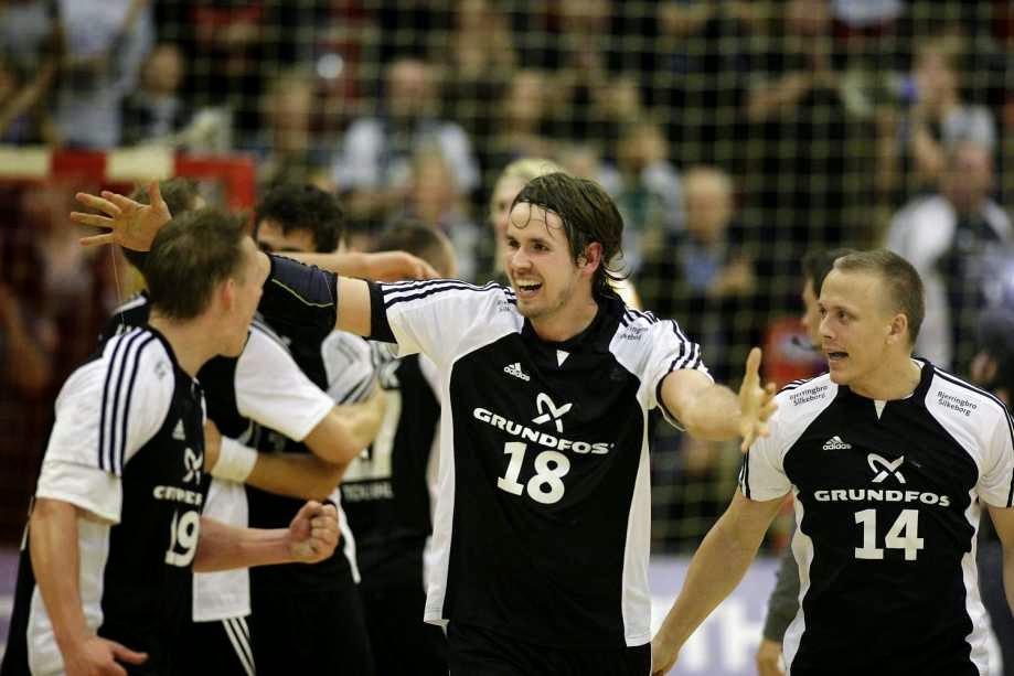 Incentivación a terceros en handball danés | Mundo Handball