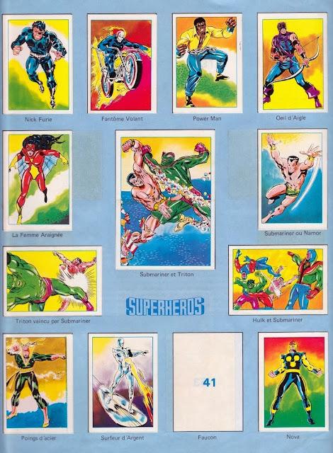 [Vidéo]   Les albums PANINI. Superheros005-737572