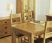 NEWBY HOUSE SOLID OAK RANGES OF FINE FURNITURE