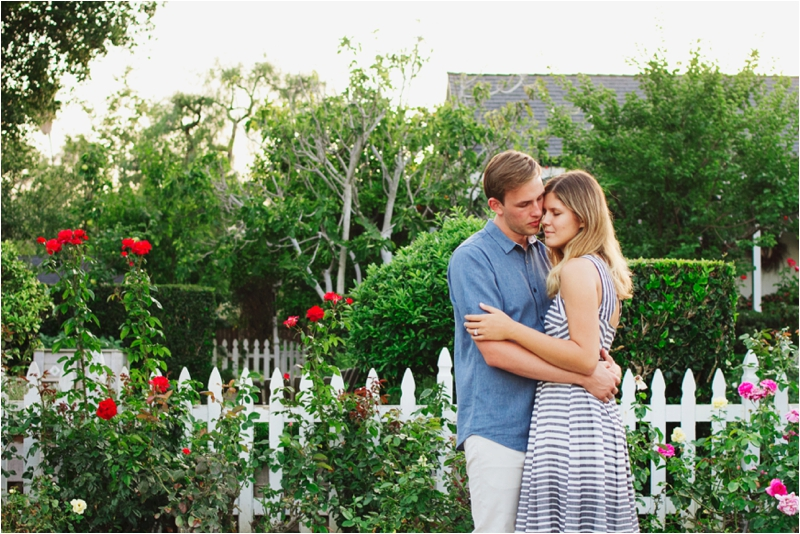 A San Juan Capistrano Engagement Session
