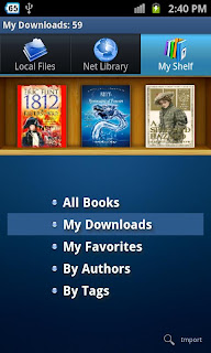 Moon+ Reader Pro apk android