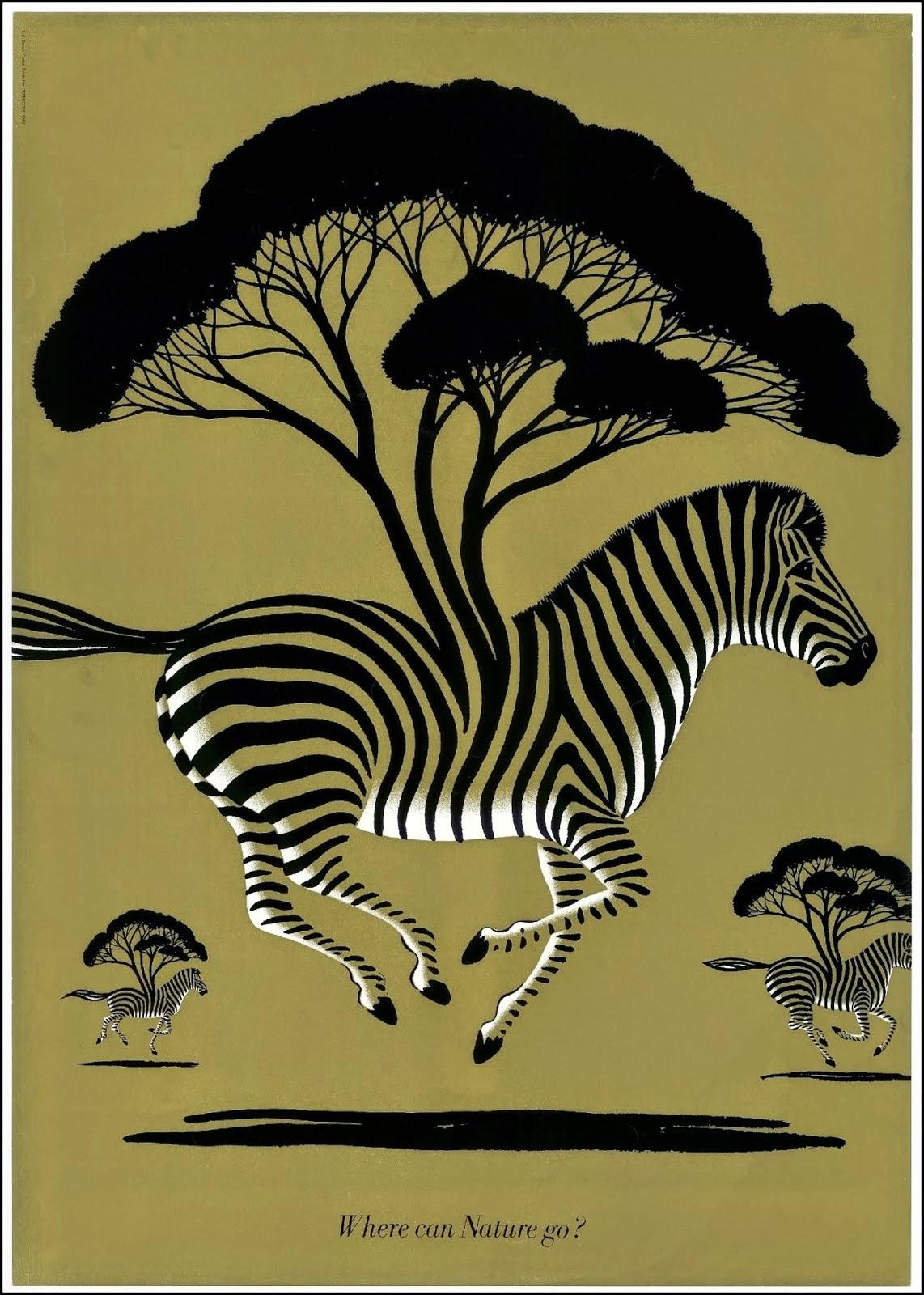 Poster design nature - Atelier Japanese Poster Designs