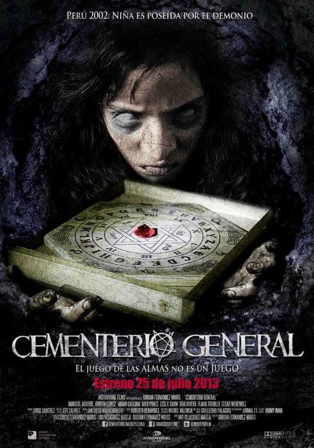 La película Cementerio general