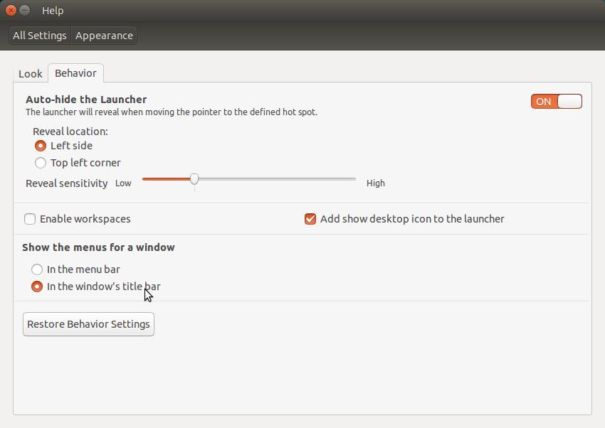DriveMeca y 15 mejoras para Ubuntu Trusty Tahr 14.04
