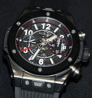 cadran squelette Hublot Big Bang Unico