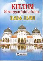toko buku rahma: buku kultum mirunggan aqidah islam basa jawi, pengarang drs. h. adhiman sudjuddin rais, penerbit cendrawasih