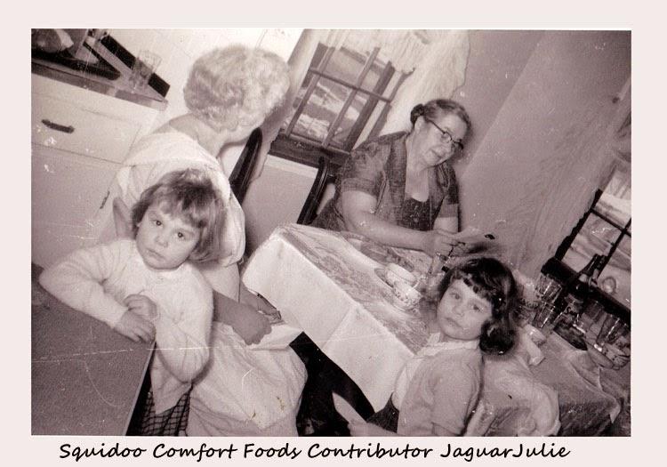 jaguarjulie comfort foods contributor kereszmama