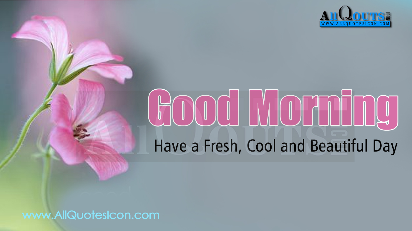 Best Good Morning Greetings And Wallpapers Allquotesicon