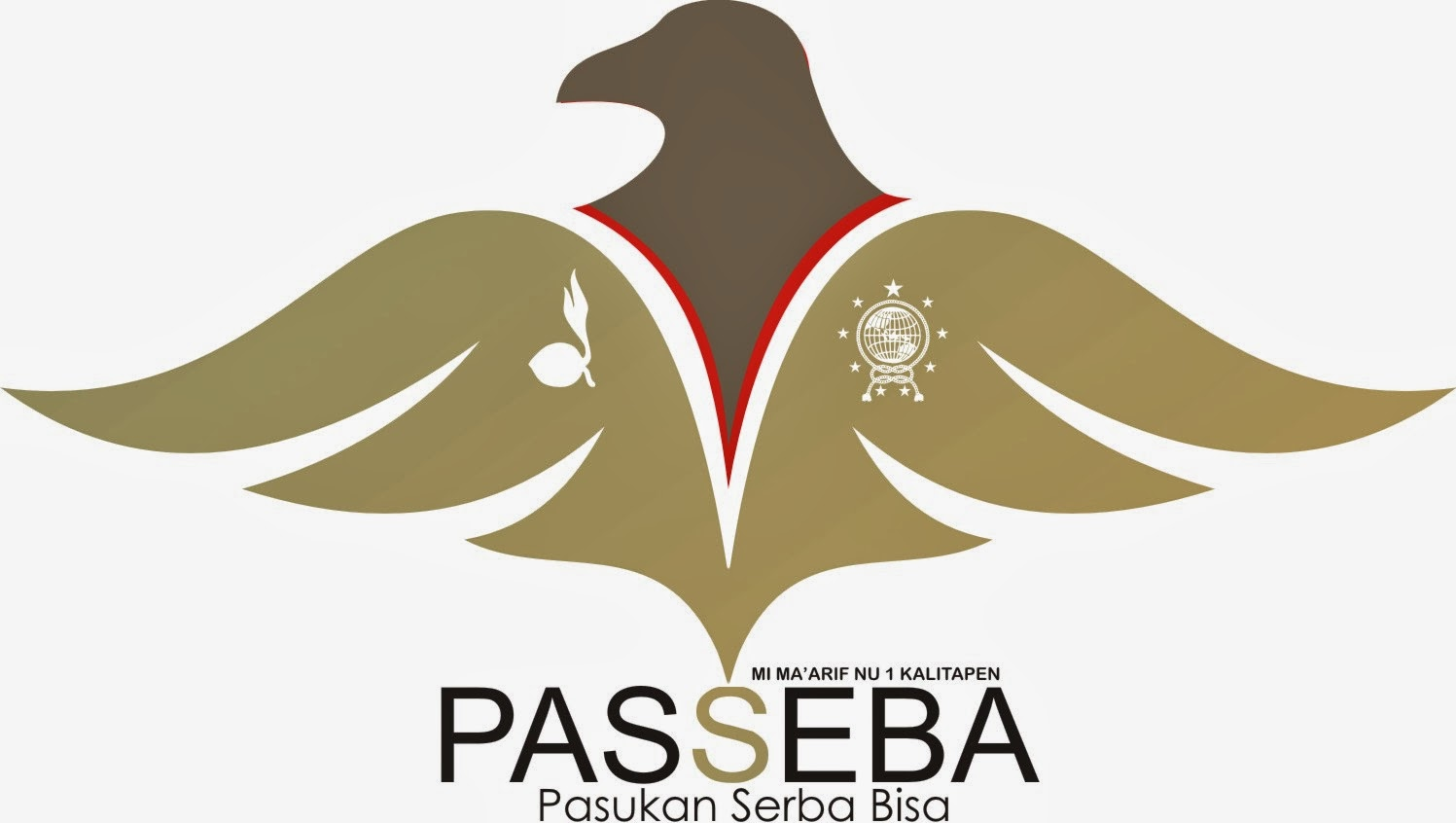 PASSEBA( PASUKAN SERBA BISA LOGO)