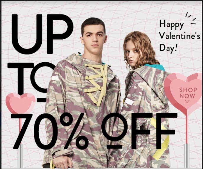 GAMISS VALENTINES DAY SALE!