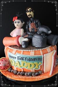 3D novelty Cakes