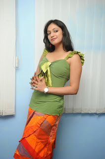 Actress Haripriya Exclusive  Pictures at Glitters Film Academy Banjara Hills Hyderabad  40