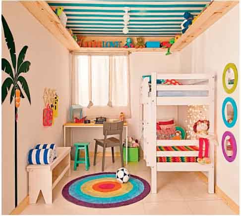 Habitaci n juvenil peque a vicar interiors for Como organizar mi habitacion