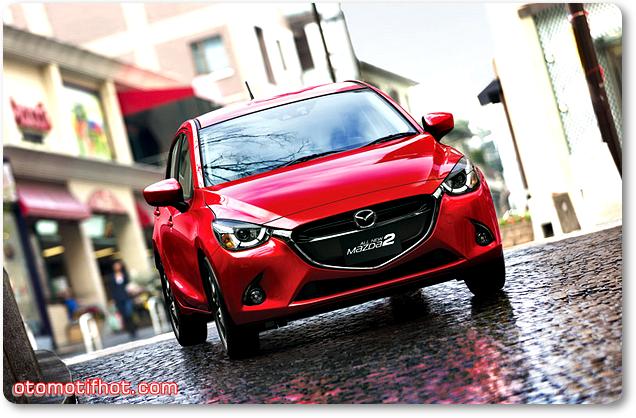 Harga Mobil Mazda 2 2015