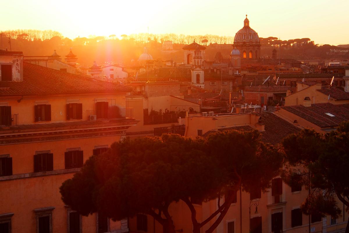 """Rom in einem anderen Licht sehen - Goldene Stunde - """"Fee ist mein Name"""""""