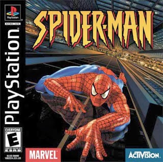 Download Game Spiderman PS1 for PC