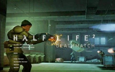 Half Life 2 Deathmatch PC Game