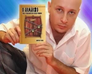 Escritor Fabrício Viana