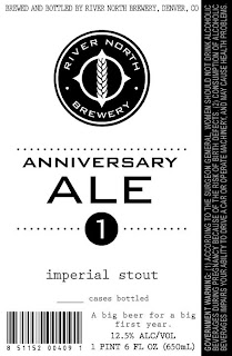 River North Anniversary Ale 1