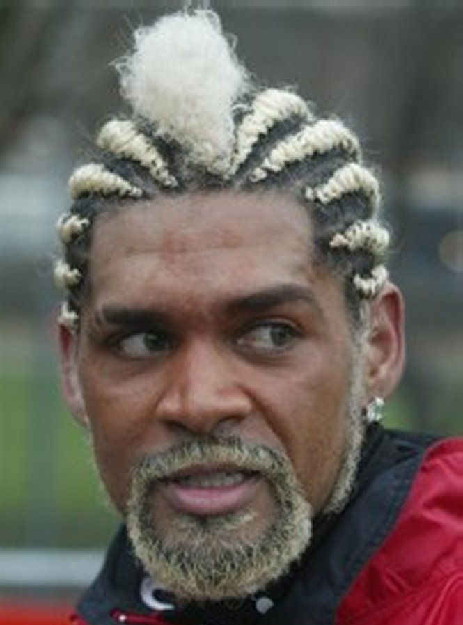 Glance At Mohawk Hairstyles Worn By African American Men